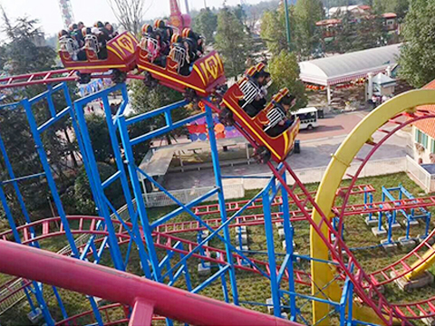 Roller coster for sale